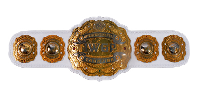 IWGP INTER CONTINENTALCHAMPION