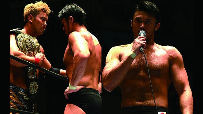 メインは、柴田&YOSHI vs柴田&永田!「Road to SAKURA GENESIS 2017」3月26日(日)後楽園ホール大会・速報中!