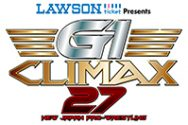 Post image of NJPW: G1 Climax 27