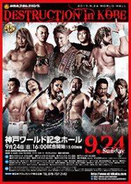 Post image of NJPW: Destruction 2017 in Kobe