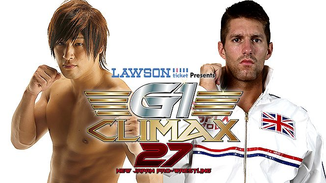 飯伏幸太、ザック・セイバーJr.が『G1 CLIMAX 27』にエントリー!