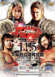 Post image of NJPW: Power Struggle 2017