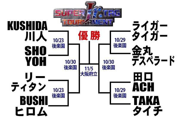 Super Jr. Tag T』が開催!】10....