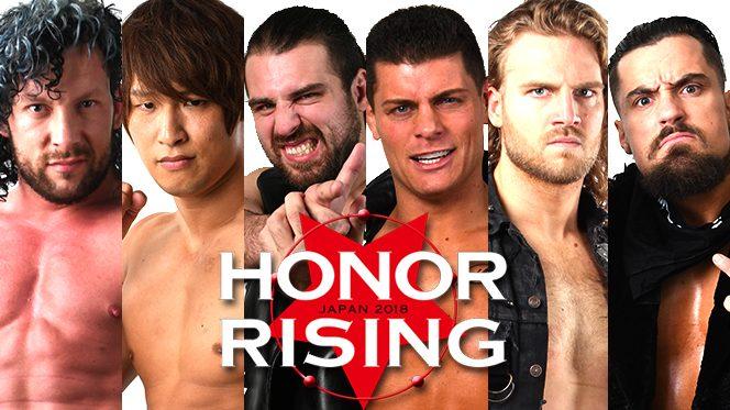 【ROHが大挙上陸!】2月23日(金)後楽園の当日券は16時より発売!展示場売店は17時開始!