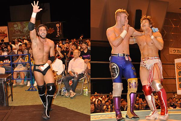 """NJPW:""""Best of the Super Jr. 25"""" Tiger Mask IV es líder 4"""