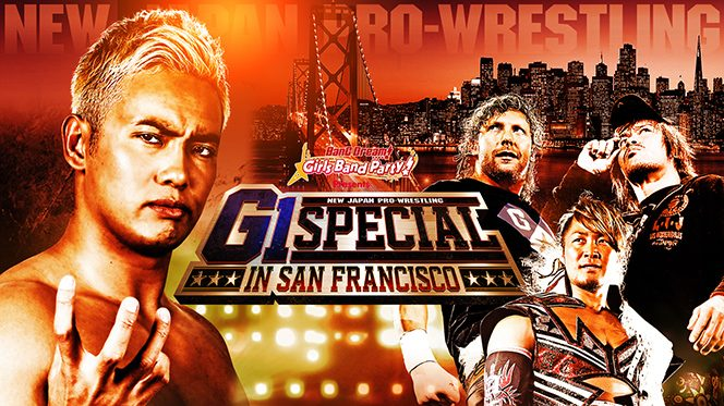「 G1 SPECIAL IN SAN FRANCISCO」Coming Soon!!