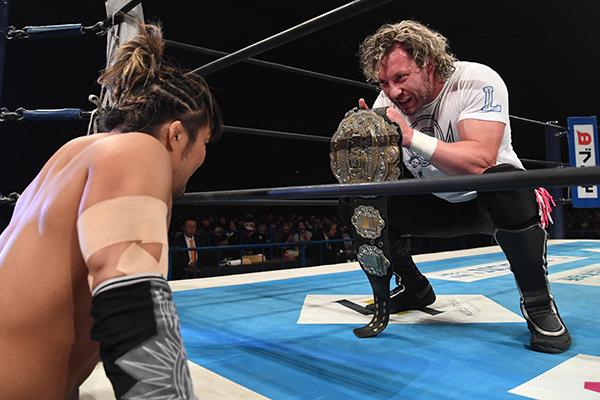 "NJPW: ""World Tag League 2018"" Los Ingobernables de Japón triunfan 6"