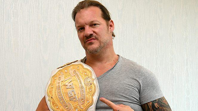 新日本で闘いたい相手は? WWEとの本当の関係は? メッセージ動画はどう撮った? クリス・ジェリコに直撃インタビュー!