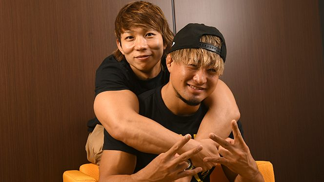 【新日本プロレスの選手に一問一答!】SHO&YOH選手の後編はコチラから!