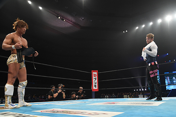 "NJPW: ""World Tag League 2018"" Los Ingobernables de Japón triunfan 9"
