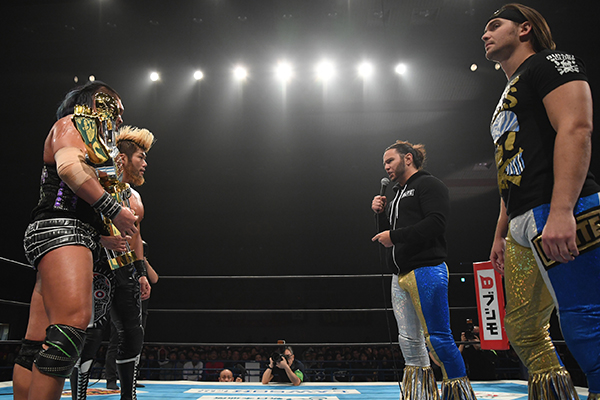 "NJPW: ""World Tag League 2018"" Los Ingobernables de Japón triunfan 12"