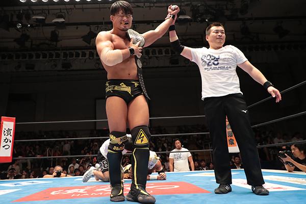 "NJPW: ""Best of the Super Jr. 26"" Día 9 Choque entre mexicanos 3"