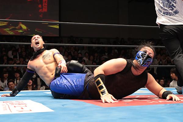 "NJPW: ""Best of the Super Jr. 26"" Día 9 Choque entre mexicanos 9"