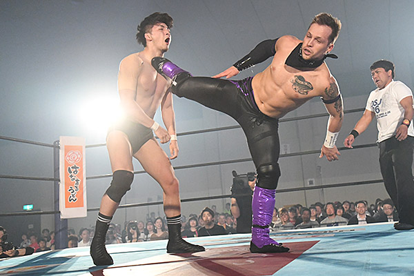 "NJPW: ""Best of the Super Jr 26"" Día 4, cuatro hombres se despegan 3"