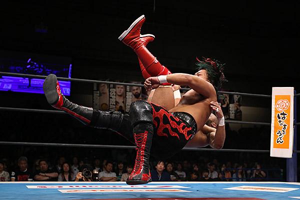 """NJPW: """"Best of the Super Jr. 26"""" Días 11 y 12 Cerrada competencia 5"""