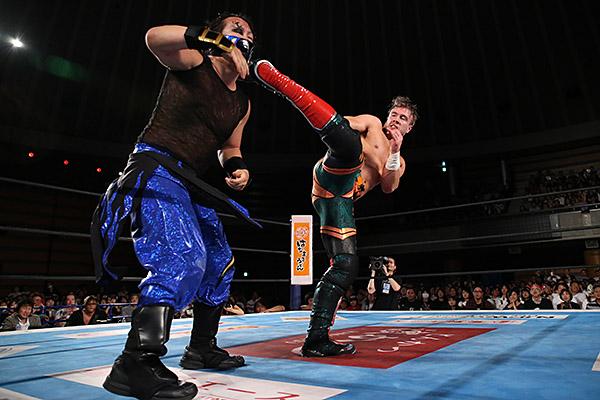 """NJPW: """"Best of the Super Jr. 26"""" Días 11 y 12 Cerrada competencia 10"""