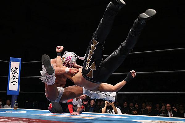 """NJPW: """"Best of the Super Jr. 26"""" Días 11 y 12 Cerrada competencia 6"""