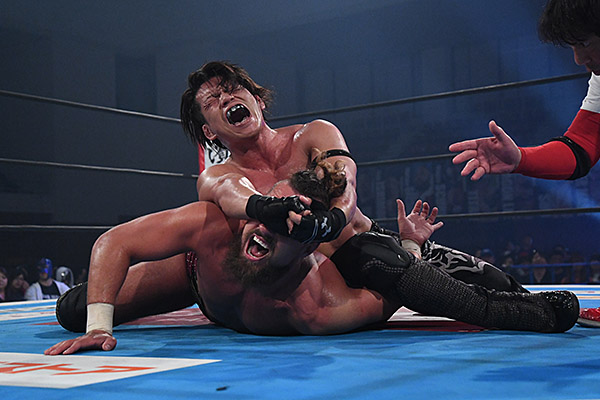 "NJPW: ""Best of the Super Jr. 26"" Día 3, 1er triunfo de Dragon Lee 6"