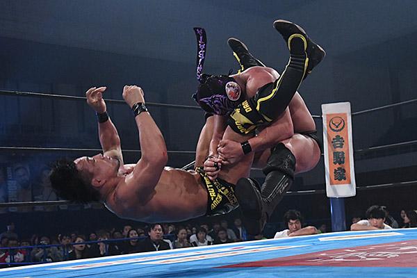 "NJPW: ""Best of the Super Jr. 26"" Día 3, 1er triunfo de Dragon Lee 7"