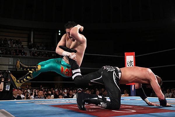 """NJPW: """"Best of the Super Jr. 26"""" Días 11 y 12 Cerrada competencia 11"""