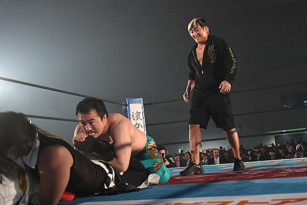"NJPW: ""Best of the Super Jr 26"" Día 4, cuatro hombres se despegan 7"