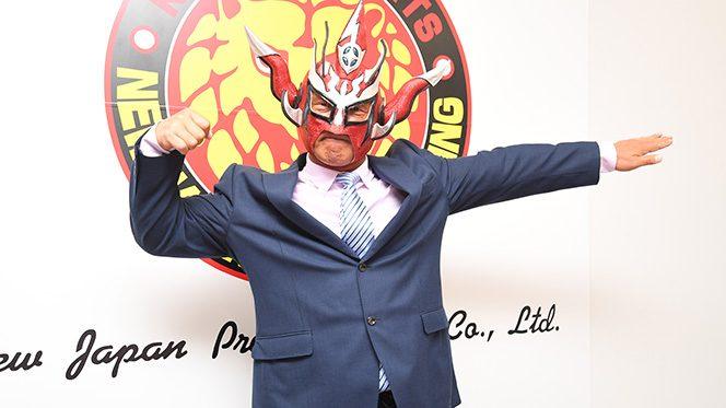 ラストマッチは来年1月の東京ドーム!「こんな幸せなプロ人生はない」獣神サンダー・ライガーが笑顔の引退発表!