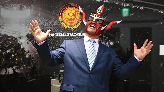 """「来年の東京ドームまで10カ月ある、一緒にワクワクしましょうよ!」""""引退""""決意の獣神サンダー・ライガーに緊急インタビュー"""