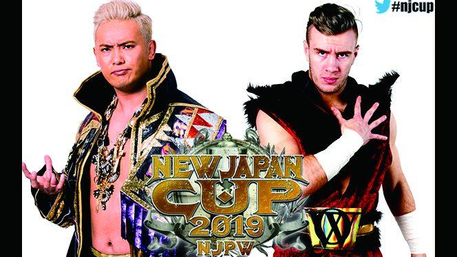 『NEW JAPAN CUP』準々決勝戦・オカダvsオスプレイ、石井vs YOSHI-HASHI!3月20日(水)静岡大会・速報中!