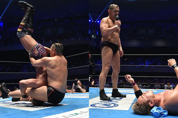 """NJPW: """"G1 Climax 29"""" Final Kota Ibushi el vencedor, KENTA se une al BC 6"""