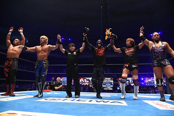 """NJPW: """"G1 Climax 29"""" Final Kota Ibushi el vencedor, KENTA se une al BC 3"""