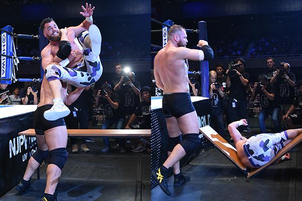"""NJPW: """"G1 Climax 29"""" Final Kota Ibushi el vencedor, KENTA se une al BC 2"""