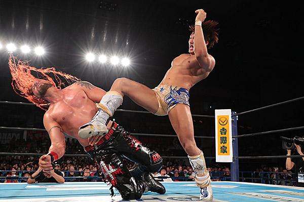 """NJPW: """"G1 Climax 29"""" Días 9 y 10 Okada y Moxley, imbatibles 2"""