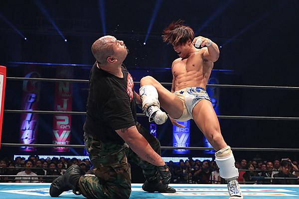 """NJPW: """"G1 Climax 29"""" Día 11 ¿Quién detiene a Okada? 1"""