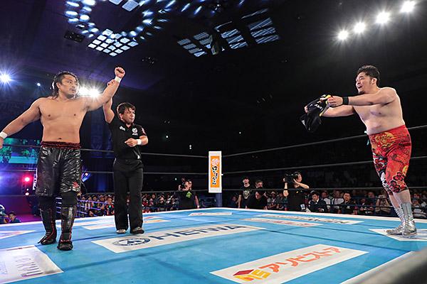 """NJPW: """"G1 Climax 29"""" Días 9 y 10 Okada y Moxley, imbatibles 7"""