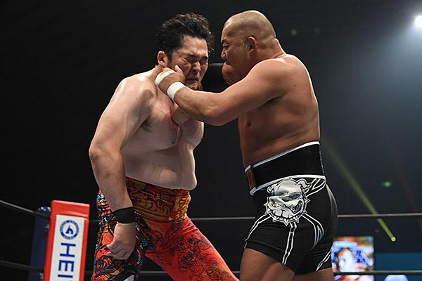"NJPW: ""G1 Climax 29"" Día 14 White y Naito recuperan terreno 2"