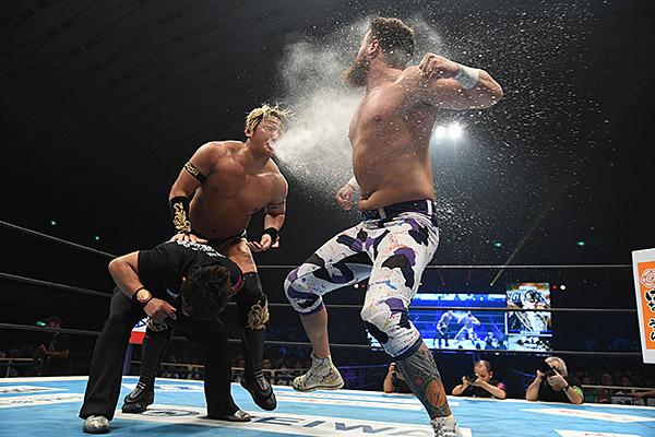 "NJPW: ""G1 Climax 29"" Día 14 White y Naito recuperan terreno 3"
