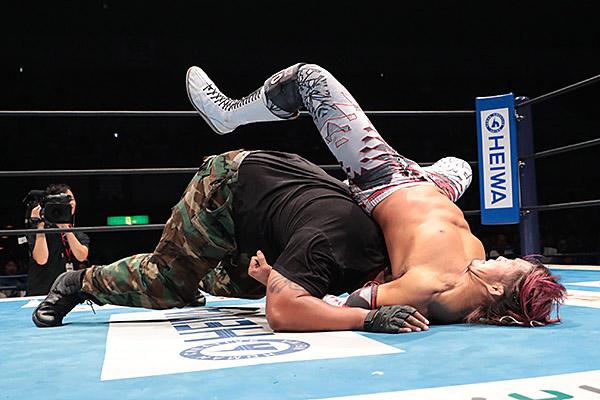 "NJPW: ""G1 Climax 29"" Día 15 Okada e Ibushi se despegan del resto 3"