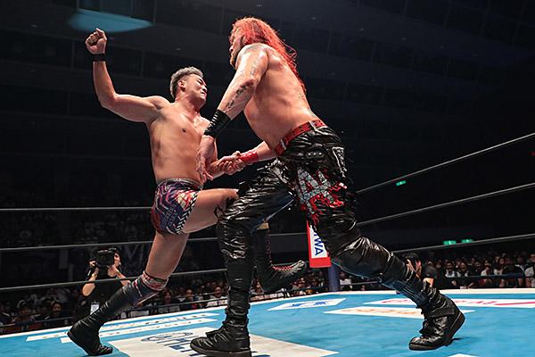 """NJPW: """"G1 Climax 29"""" Día 11 ¿Quién detiene a Okada? 3"""