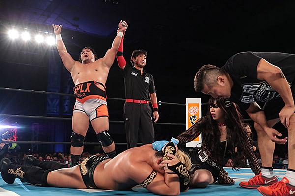 """NJPW: """"G1 Climax 29"""" Días 9 y 10 Okada y Moxley, imbatibles 9"""