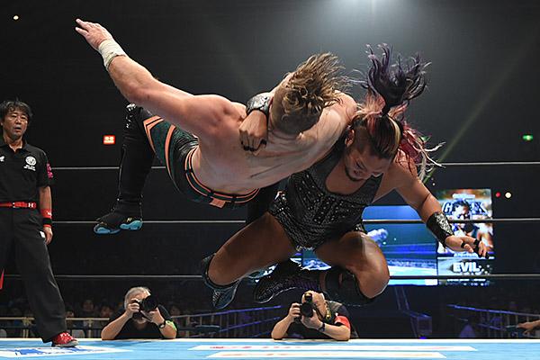 """NJPW: """"G1 Climax 29"""" Día 13 Ibushi acecha el liderato 4"""