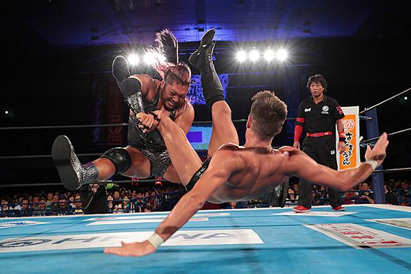 """NJPW: """"G1 Climax 29"""" Días 9 y 10 Okada y Moxley, imbatibles 4"""