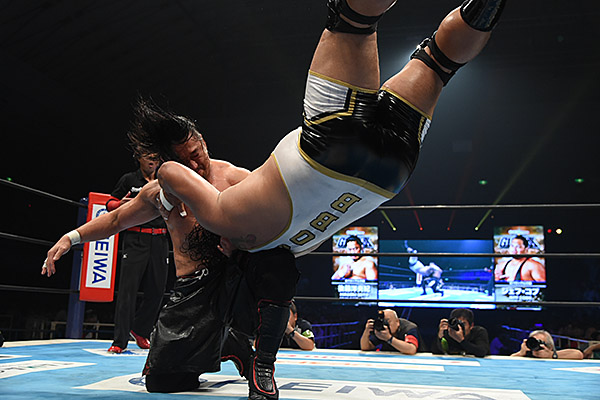 "NJPW: ""G1 Climax 29"" Día 14 White y Naito recuperan terreno 4"