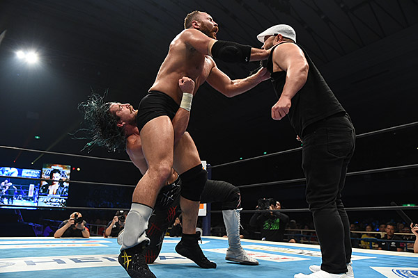 "NJPW: ""G1 Climax 29"" Día 14 White y Naito recuperan terreno 5"