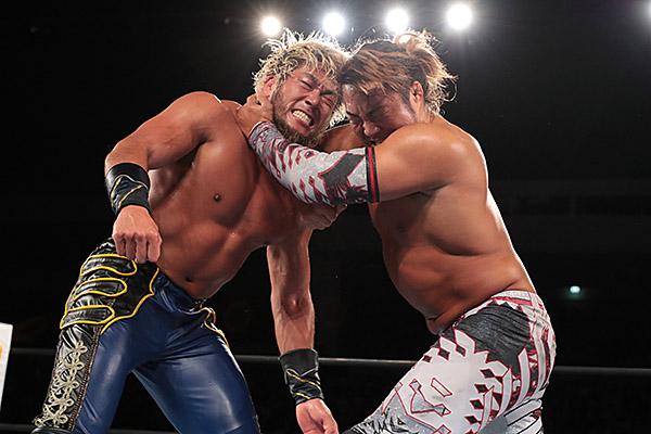 """NJPW: """"G1 Climax 29"""" Días 9 y 10 Okada y Moxley, imbatibles 5"""
