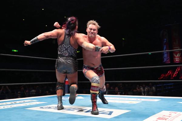 "NJPW: ""G1 Climax 29"" Día 15 Okada e Ibushi se despegan del resto 6"
