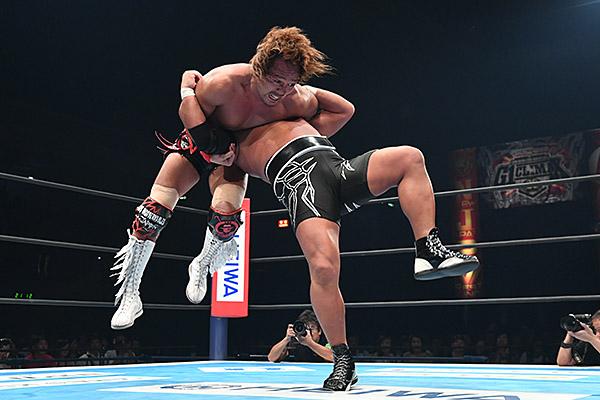 "NJPW: ""G1 Climax 29"" Día 8 Moxley no suelta liderato 1"