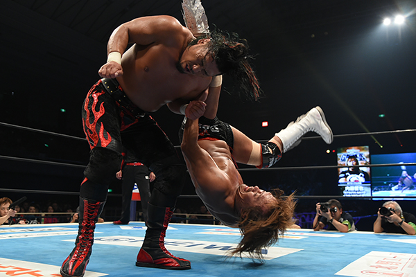"NJPW: ""G1 Climax 29"" Día 14 White y Naito recuperan terreno 6"