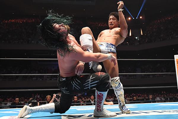"""NJPW: """"G1 Climax 29"""" Final Kota Ibushi el vencedor, KENTA se une al BC 8"""