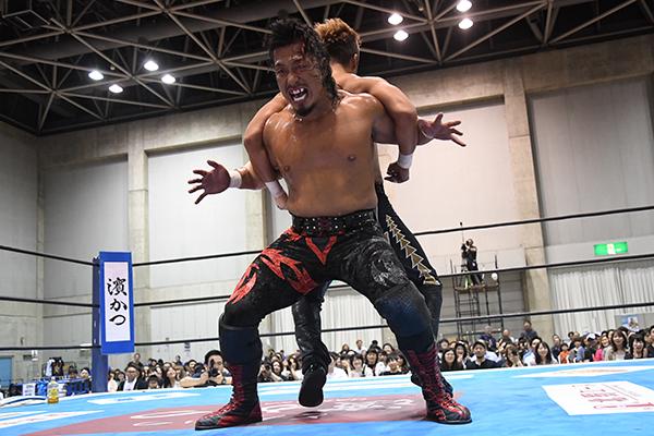 """NJPW: """"Best of the Super Jr. 26"""" Días 5 y 6 Dragon Lee y Bandido suman 7"""