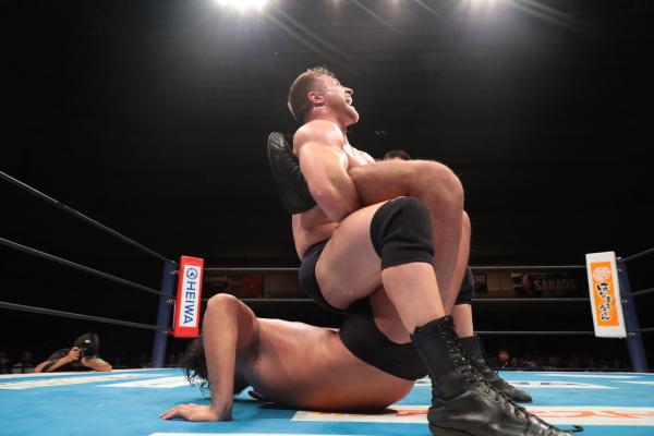 """NJPW: """"Road to Destruction 2019"""" Días 5 y 6 LIJ mantiene dominio 5"""